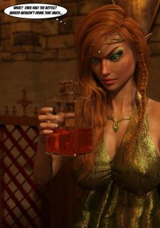 Fairy Tales- Elven Schoolgirls image 44
