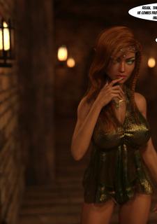 Fairy Tales- Elven Schoolgirls image 47
