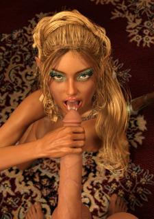Fairy Tales- Elven Schoolgirls image 64