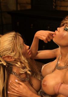 Fairy Tales- Elven Schoolgirls image 79