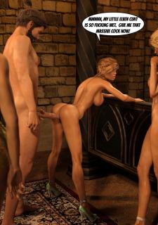 Fairy Tales- Elven Schoolgirls image 88
