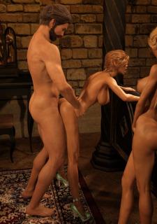 Fairy Tales- Elven Schoolgirls image 96