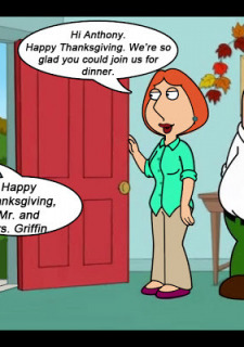 Family Guy Naughty Mrs. Griffin Ch.2 image 3