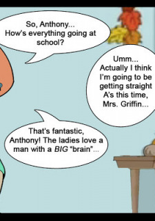 Family Guy Naughty Mrs. Griffin Ch.2 image 4