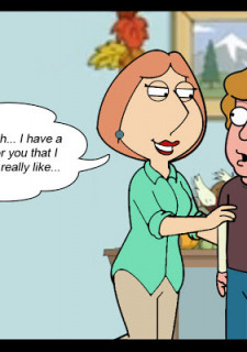 Family Guy Naughty Mrs. Griffin Ch.2 image 5