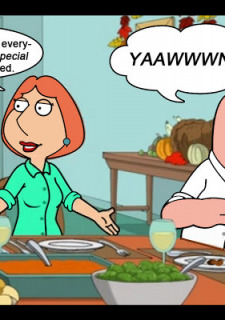 Family Guy Naughty Mrs. Griffin Ch.2 image 17