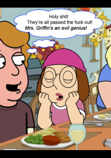Family Guy Naughty Mrs. Griffin Ch.2 image 24