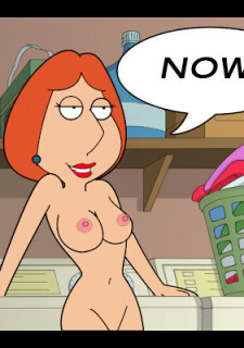 Family Guy Naughty Mrs. Griffin Ch.2 image 31