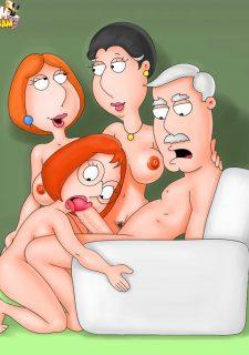 Family Guy- TramPararam image 23