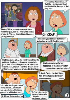Family Guy- Retrospective Adventures Of A Housewife image 4