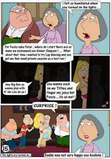 Family Guy- Retrospective Adventures Of A Housewife image 7
