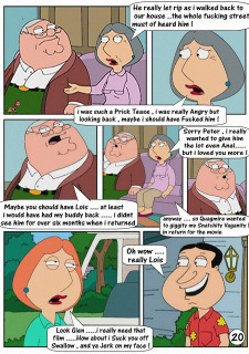 Family Guy- Retrospective Adventures Of A Housewife image 13