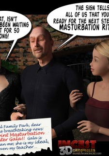 Family Traditions. Part 1- Incest3DChronicles image 38