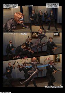 Agent Silver- Dofantasy image 05
