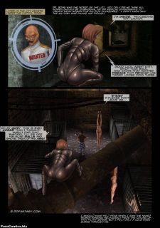 Agent Silver- Dofantasy image 07