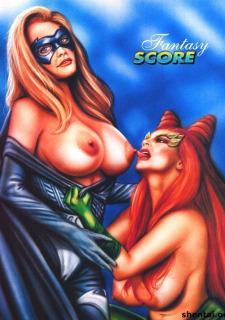 Fantasy Score-Hollywood Celebs image 08