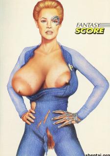 Fantasy Score-Hollywood Celebs image 50