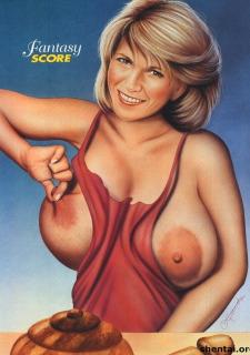 Fantasy Score-Hollywood Celebs image 62