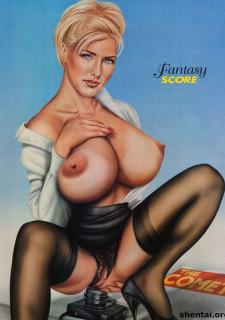 Fantasy Score-Hollywood Celebs image 76