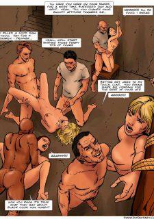 Fernando – Hike To Hell- Fansadox 18 porn comics 8 muses
