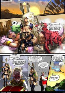 Final Fantasy XXX- Kamina image 9