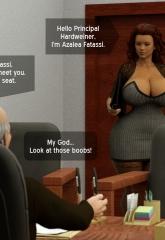Foxxx – Azalea's Job Interview image 03