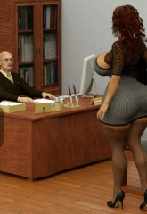 Foxxx – Azalea's Job Interview image 04
