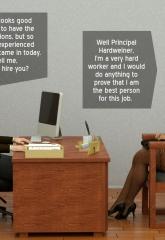 Foxxx – Azalea's Job Interview image 06