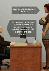 Foxxx – Azalea's Job Interview image 13