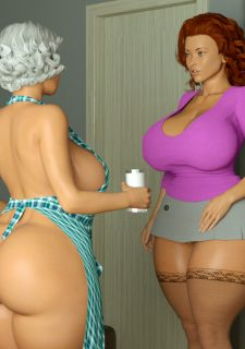 Foxxx- Grandma Pays the Rent image 7