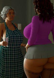Foxxx- Grandma Pays the Rent image 8