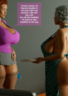 Foxxx- Grandma Pays the Rent image 9
