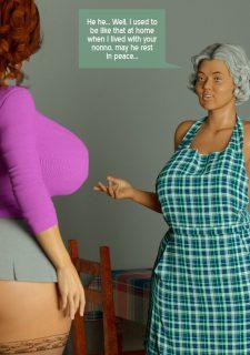 Foxxx- Grandma Pays the Rent image 11