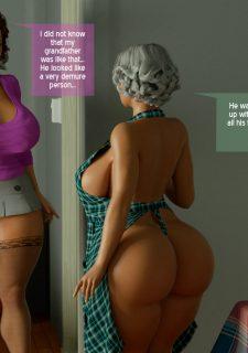 Foxxx- Grandma Pays the Rent image 12