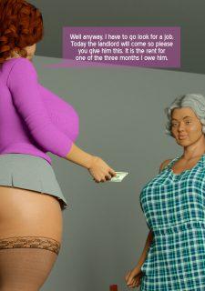 Foxxx- Grandma Pays the Rent image 13
