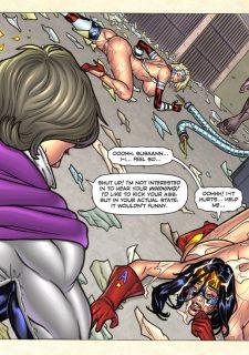 Freedom Stars in Prison Heat- Superheroine image 116