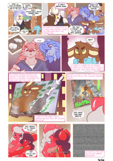 Kissy Cousin 2- Furry porn comics 8 muses