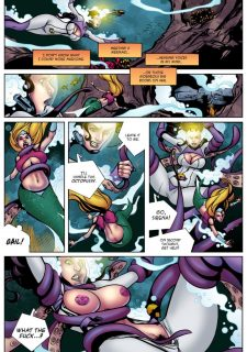 G-Woman 02 – The Femme Alliance image 9