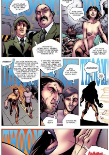 G-Woman – The Femme Alliance image 3