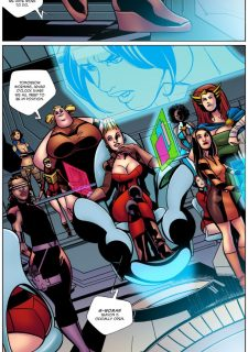 G-Woman – The Femme Alliance image 12