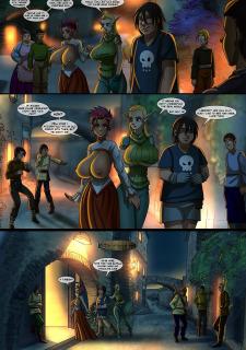 Gaia Priestess issue 1 image 12