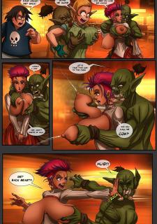 Gaia Priestess issue 1 image 19