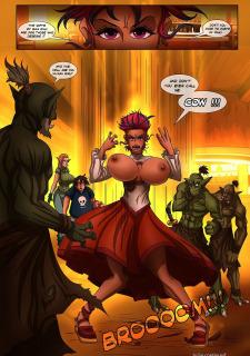 Gaia Priestess issue 1 image 20