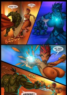 Gaia Priestess issue 2 (gulavisual) image 02