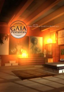 Gaia Priestess issue 2 (gulavisual) image 07
