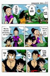 Garland- Dragon Ball H porn comics 8 muses