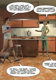 Gay 3D Comics-CumingOut image 04