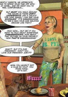 Gay 3D Comics-CumingOut image 05