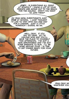 Gay 3D Comics-CumingOut image 06