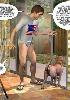 Gay 3D Comics-CumingOut image 08